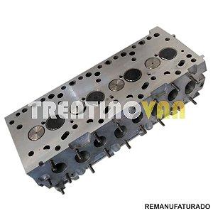 Cabeçote Ducato Boxer Jumper 2.8 8V Eletrônico - 06 a 09 Retificado Base de Troca