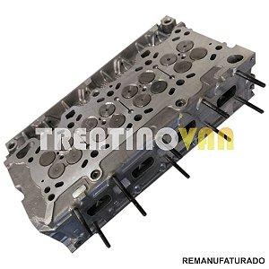 Cabeçote Ducato Boxer Jumper 2.3 16v Euro 5 Std 112,10 - Atual 111,70mm - 14 a 17 - a Base de Troca