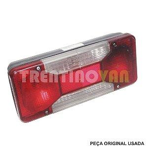 Lanterna Traseira Iveco Daily - 07 a 17 - Lado Direito