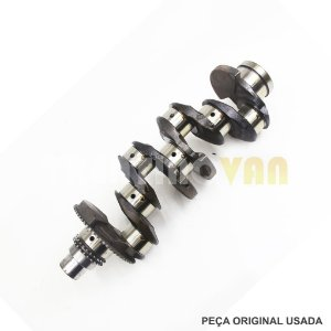 Virabrequim Iveco Daily 35s14 3.0 Mancal 0,25 / Biela 0,50 - 07 a 17