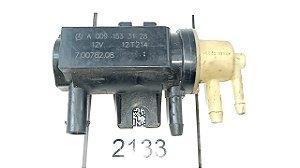 Válvula Solenoide Reguladora Pressão Turbina Sprinter - 02 a 11