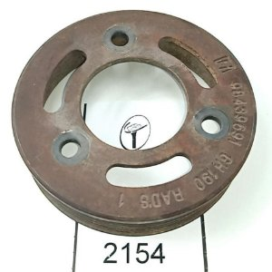 Polia Bomba D'água Ducato 2.8 - 98439691 - 99 a 09