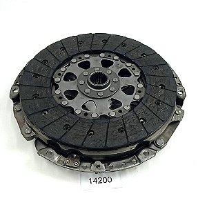 Platô e Disco de Embreagem Sprinter 516 - 19 a 20