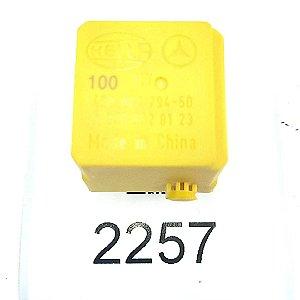 Relé Limpador 5 Pinos Sprinter - A0009828123 - 97 a 17