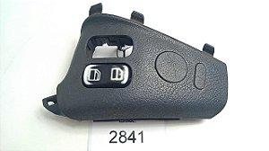 Acabamento C/ Botão Vidro Sprinter - 01 a 11 - Esquerdo