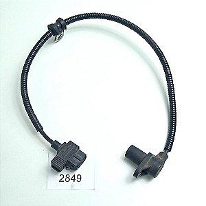 Sensor Rotação Ducato - 0281002332 - 06 a 09
