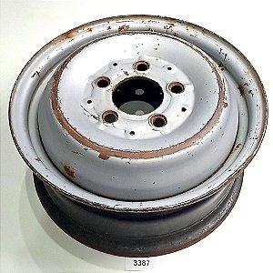 "Roda Ferro Aro 15"" Fechada Sprinter - 97 a 11"