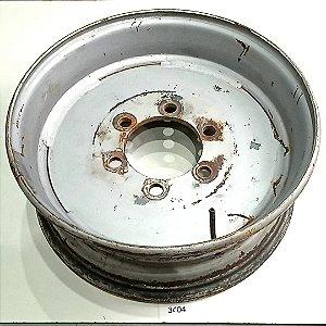 "Roda Ferro Aro 17,5"" Iveco Daily - 98 a 17 - Fechada"