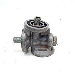 Suporte Filtro Oleo Ducato Fase 1 - 98485801
