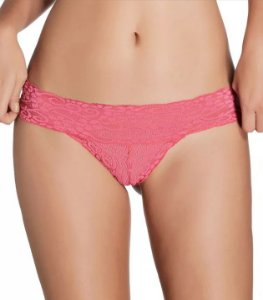 Calcinha Tanga Mini Rendada Sloggi Pop 27004
