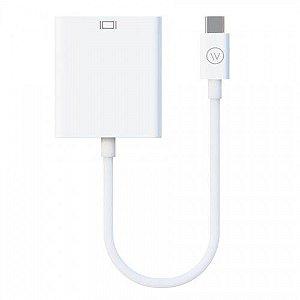 Adaptador USB-C para VGA