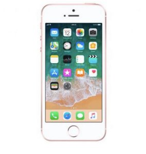 iPhone SE (Rose) 16Gb Semi Novo