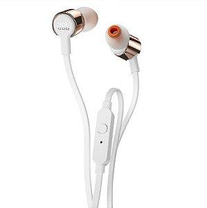 Fone de ouvido In-Ear  JBL T210