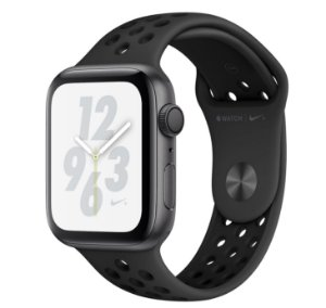 Apple Watch Series 4 40mm Nike+ GPS - Preto