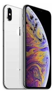 iPhone Xs Max 256Gb Branco-semi novo