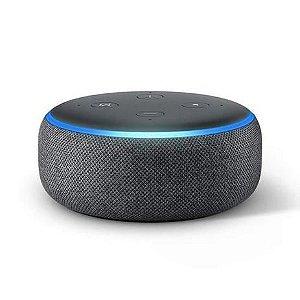 Echo Dot 3ª Geração Smart Speaker com Alexa