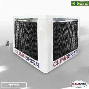 Climatizador Industrial Climabrisa Teto 33