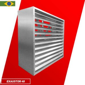 Exaustor Industrial Climabrisa 48