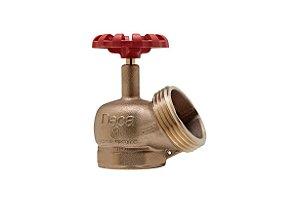 Registro Válvula para Hidrante 45º Deca