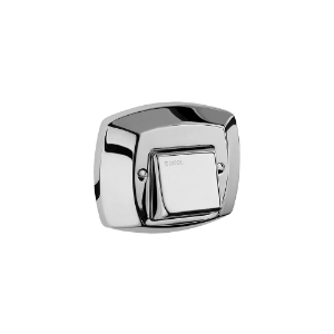 Acabamento Válvula Descarga Classica Cromado 01500006 Docol