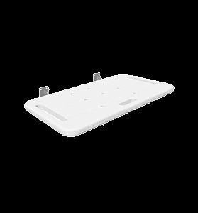 Banco Articulado Compacto para Banho PNE 50 x 42cm Levevida