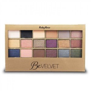 Paleta de sombra Ruby Rose - Bevelvet - HB-9915