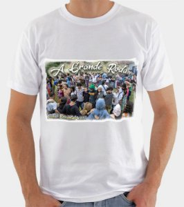 Camiseta A Grande Roda - Encantado 2015