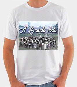 Camiseta A Grande Roda - Festiv do Amor Organico 2015