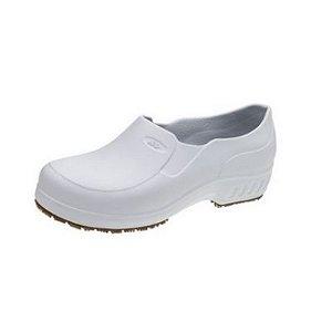 Sapato Branco Flex Clean Marluvas Saúde Alimentício Enfermagem