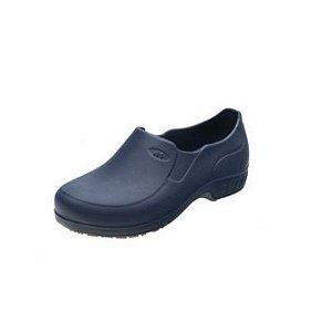 Sapato de enfermagem médico azul marinho