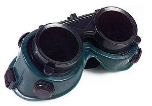 Óculos de solda Dupla função Articulável