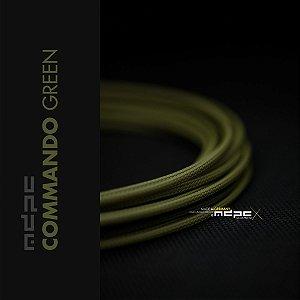 Sleeve Pequeno - Comando Green - 1m