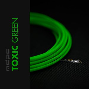 Sleeve Pequeno - Toxic Green - 1m