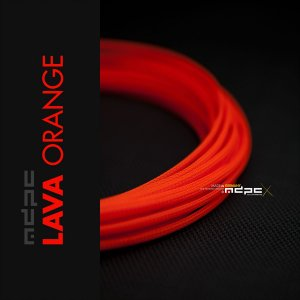 Sleeve Pequeno - Lava Orange - 1m