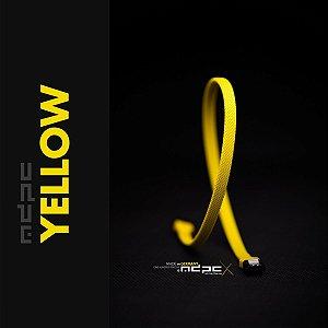 Sleeve SATA - Yellow - 1m