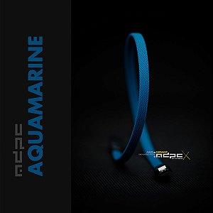 Sleeve SATA - Aquamarine - 1m