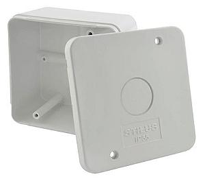 Kit c/ 50 Unidades - Caixa de Sobrepor para Acoplamento de Conectores Stilus