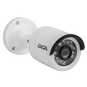 Câmera Giga GS0027 Bullet Open HD Sony Exmor IR 20M UTC DWDR IP66 (2.0MP | 1080p | 3.6mm | Plast)