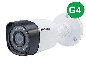 Câmera Intelbras Bullet Multi HD 3130B G4 Alta Definição (1.0MP | 720p | 3.6mm | Metal)