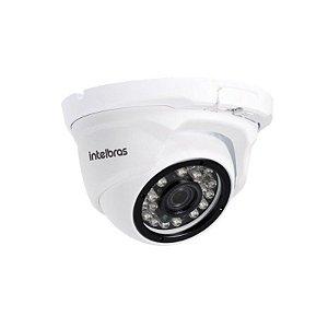 Câmera Intelbras Dome Onvif IP VIP1120D G3 (1.0MP | 720p | 2.8mm | Plast)