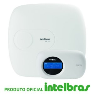 Central de Alarme Intelbras Monitorada AMT 2018E