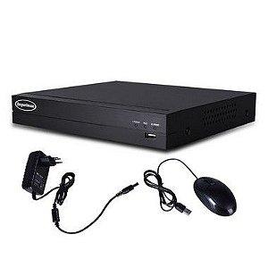 DVR Segurimax 08 Canais 5 em 1 Multifunções