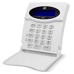 Teclado LCD TEC 300 para Centrais de Alarme monitoraveis Active- JFL