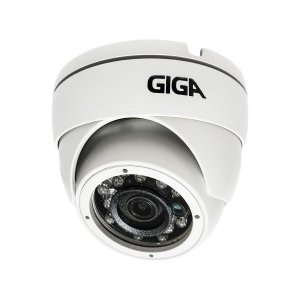 CÂMERA GIGA GS0041 DOME OPEN HD IR 30M (4MP | IP66 | 4MM | PLAST)