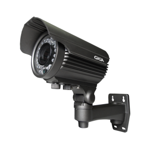 CÂMERA GIGA GS0043 BULLET VARIFOCAL OPEN HD SONY EXMOR IR 50M IP66 (4.0MP | 1080P | 2.7~13.5MM | METAL)