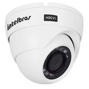 Câmera Intelbras Dome Multi HD VHD 1220 D G4 Full HD (2.0MP | 1080p | 2.8mm | Plast)
