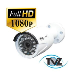 Câmera TVZ Bullet Flex HD 4BL2 Full HD (2.0MP   1080p   3.6mm   Plast)