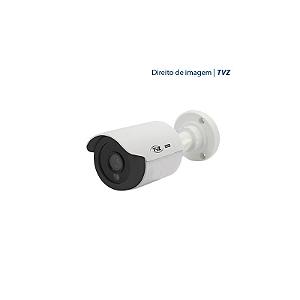 Câmera TVZ Bullet Flex HD 5BLP Alta Definição (1.0MP | 720p | 2.8mm | Plast)