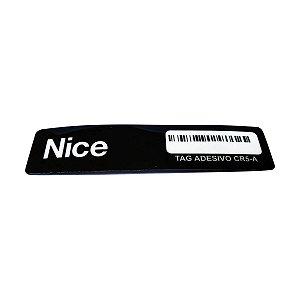 Tag Veícular Linear Nice CR5-A - Kit c/ 10 Unidades
