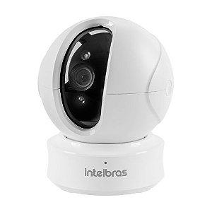 Câmera IP Intelbras Mibo IC4 Rotação 360 Wi-Fi HD (1.0MP | 720p | 4mm | Plast)